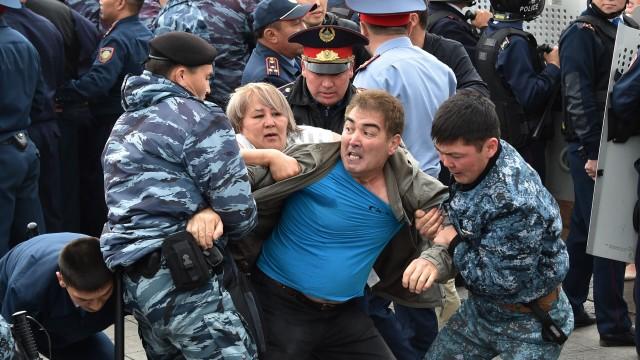 Politik Kasachstan Kasachstan