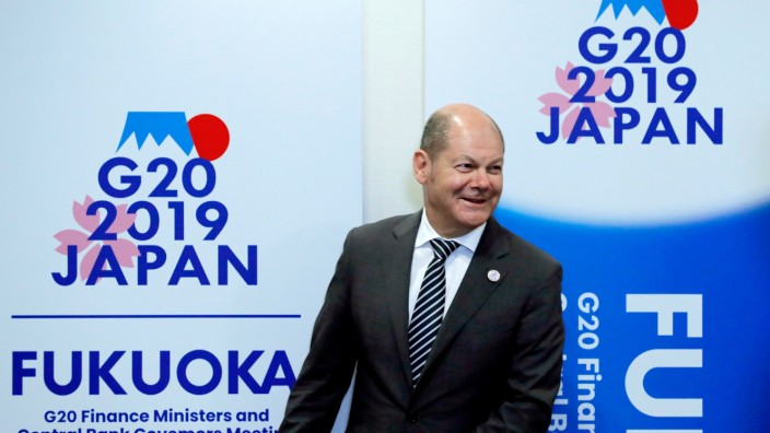 G20-Finanzministertreffen in Fukuoka
