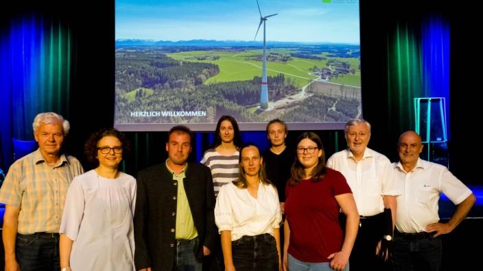 Infoabend Windenergie Ebersberg