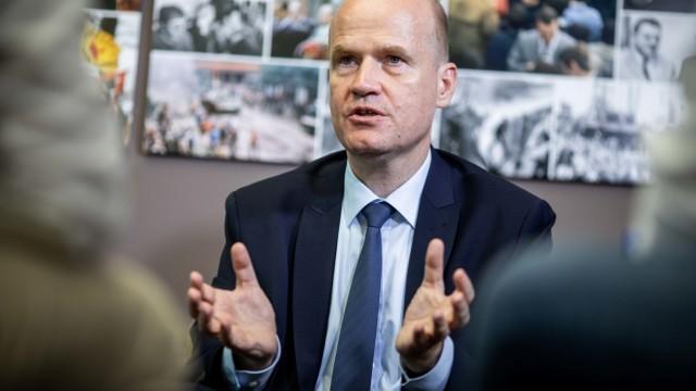CDU-Fraktionsvorsitzender Ralph Brinkhaus