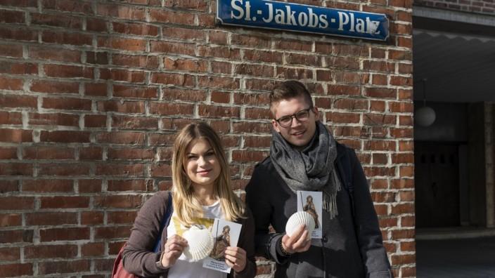 Pilgern Jakobsweg