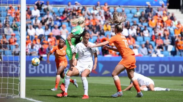 New Zealand v Netherlands: Group E - 2019 FIFA Women's World Cup France