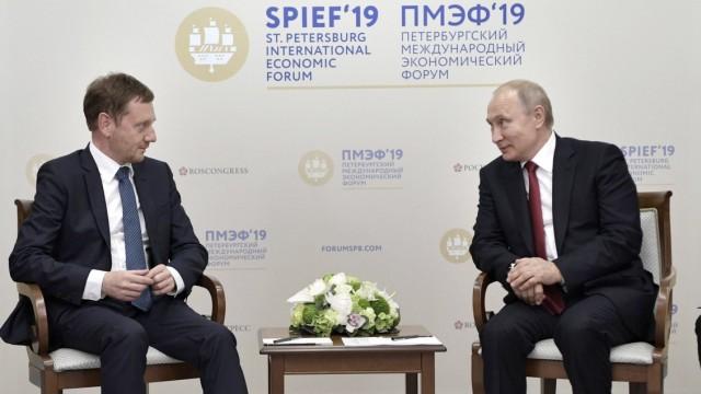 Politik Russland Deutschland und Russland