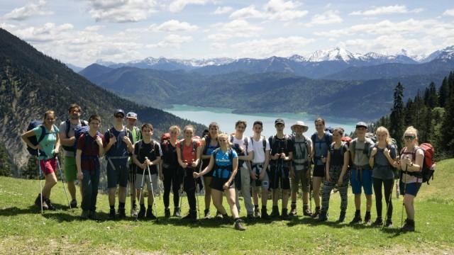 Probewanderung Alpenüberquerung
