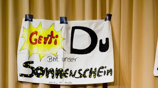 Solidaritätsaktion für Hanslmeier-Prockl