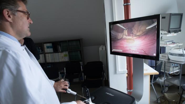 Mentales Training für Ärzte in München, 2018