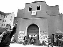 25 Jahre Skandal um Jugendzentrum KOMM in Nürnberg