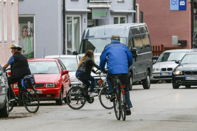 Fahrradverkehr