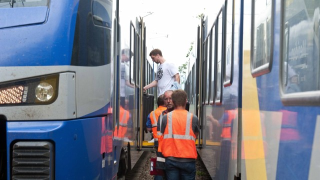 Bahnunfall Bahnunfall bei Aßling