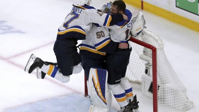 Eishockey - St. Louis gewinnt erstmals den Stanley Cup