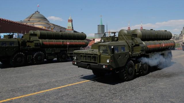 Türkei S-400 Russland USA