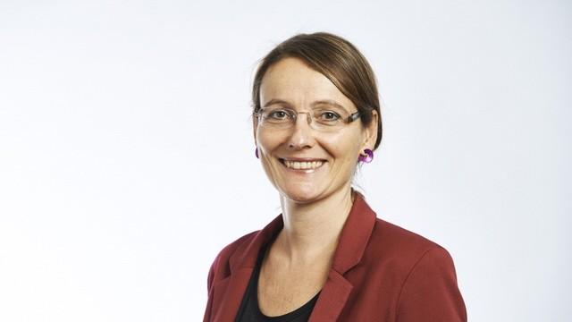 Inland - Geschaeftsleitung UNIA; Corinne Schärer Unia