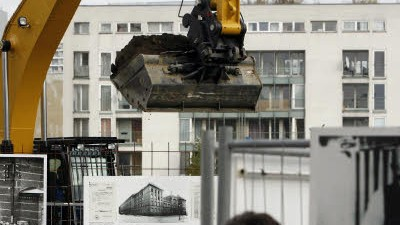 "Berlin: ""Topographie des Terrors"""