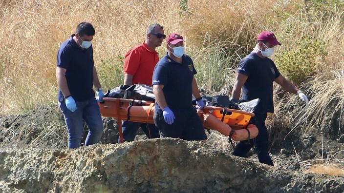 Mordserie auf Zypern