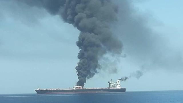 Zwischenfall im Golf von Oman