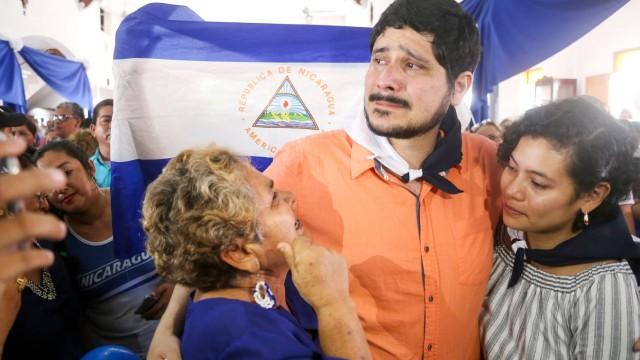 Politik Nicaragua Nicaragua