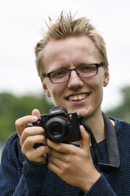 Fotograf Johannes Lesser