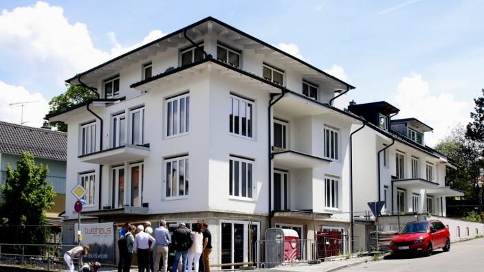 Das Feldafinger Problemhaus an der Bahnhofstraße