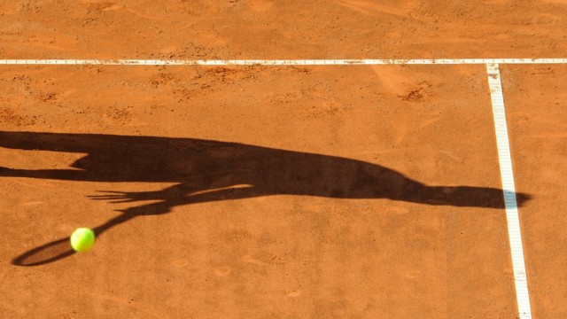 ATP-Tennisturnier in Stuttgart - Mayer
