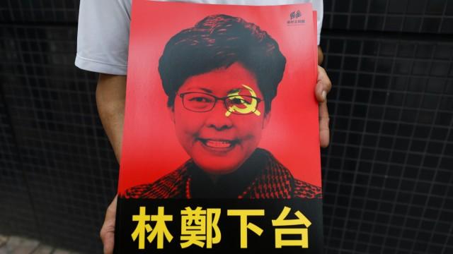 Profil Hongkongs Regierungschefin
