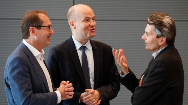 Bundesregierung Große Koalition