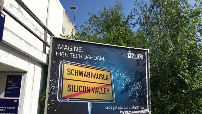 Silicon Valley - Schwabhausen