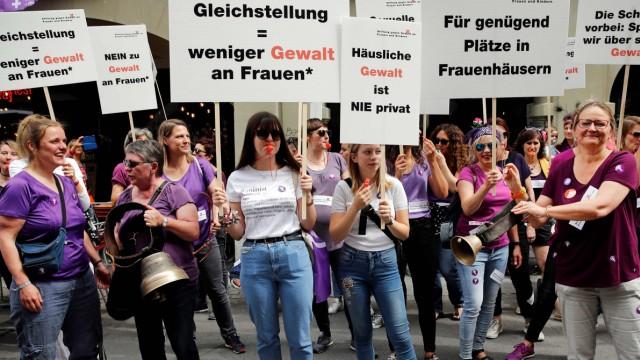 Politik Schweiz Frauenstreik in der Schweiz