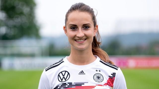 Fußballnationalmannschaft der Frauen - Fototermin