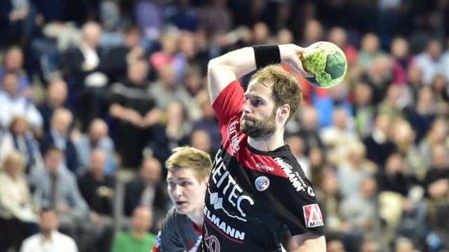 29 05 2019 Handball 1 Bundesliga DKB HBL Saison 2018 2019 33 Spieltag HC Erlangen Metrop