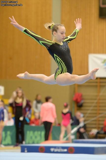 Marisa Wiethölter Talentiade