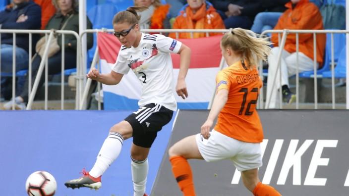 Germany v Netherlands - 2019 UEFA Women's Under-17 EURO