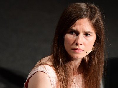 """Amanda Knox kritisiert den Film """"Stillwater"""": Nicht mit meinem Namen"""