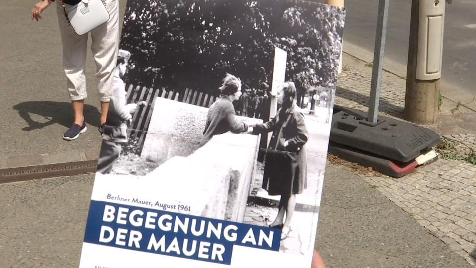 """Wiedersehen der """"Mauermädchen"""" von Berlin"""