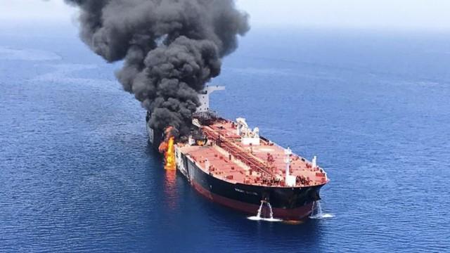 Golfkonflikt Konflikt am Golf von Oman
