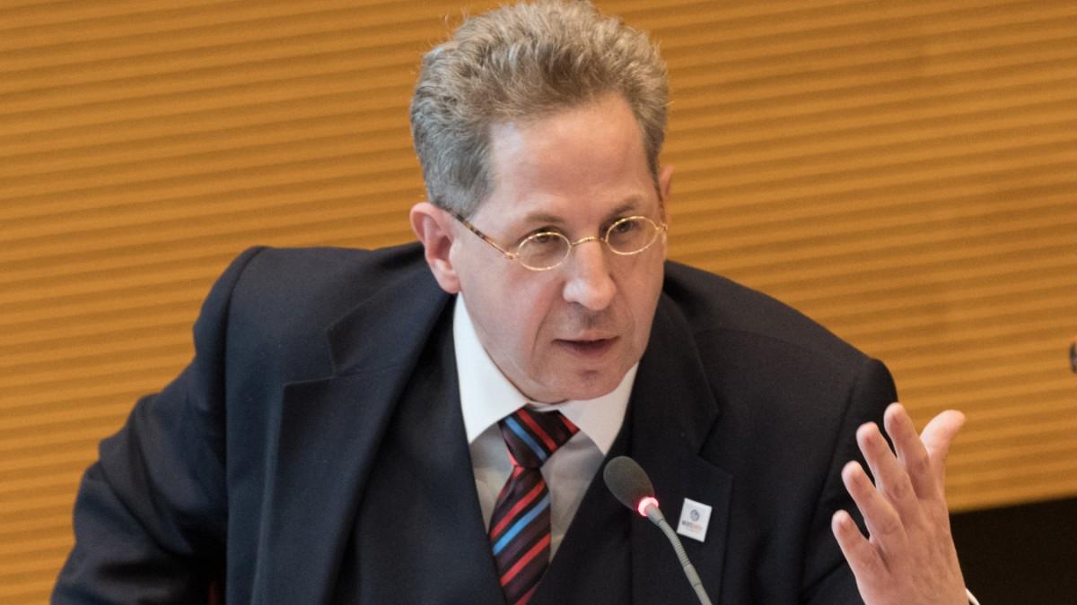 """Maaßen zu CDU/AfD-Koalitionen: """"Man weiß nie"""""""