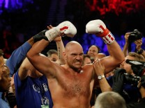 Tyson Fury v Tom Schwarz - Heavyweight Fight