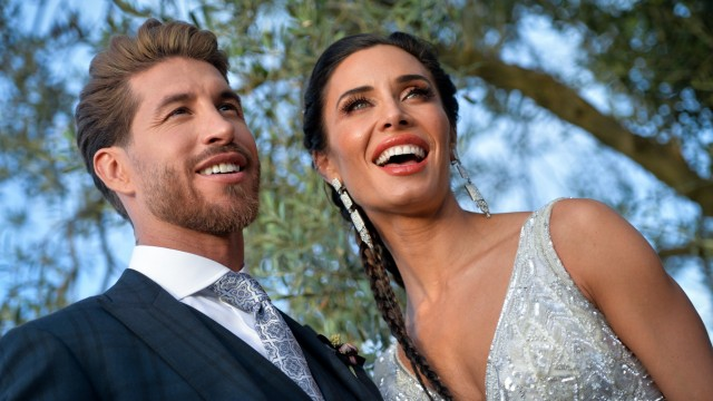 Sergio Ramos And Pilar Rubio Wedding In Seville