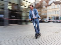 Vorstellung der Bird E-Scooter in Bamberg