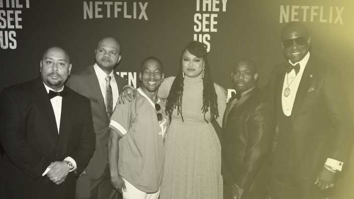 World Premiere of 'When They See Us'