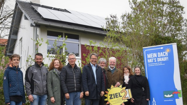 Solaranlage in Olching