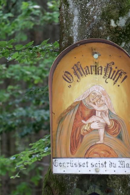 Freizeit in Bayern SZ-Serie: Wege des Herrn, Folge 6