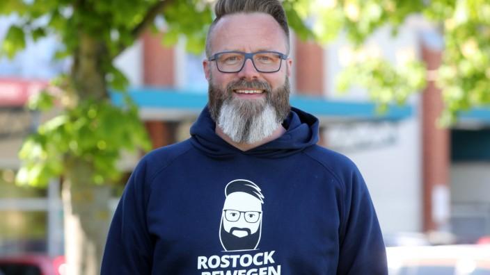 Madsen Rostock Oberbürgermeister