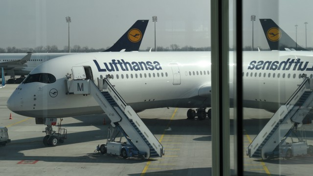 Luftfahrt Lufthansa