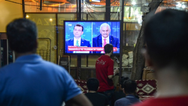 Istanbul mayoral candidates to hold TV debate