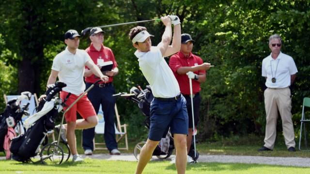 Golf Florian Schmieding