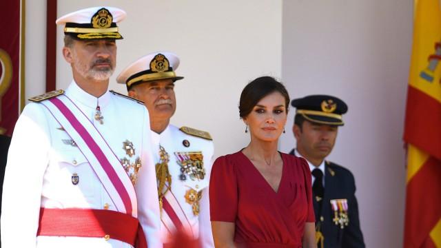 Royals Spanien