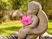 Garten; Dekoration; Engel; iStockphoto.com