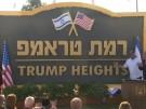 """""""Trump Heights"""" - Siedlung auf den Golanhöhen mit neuem Namen (Vorschaubild)"""