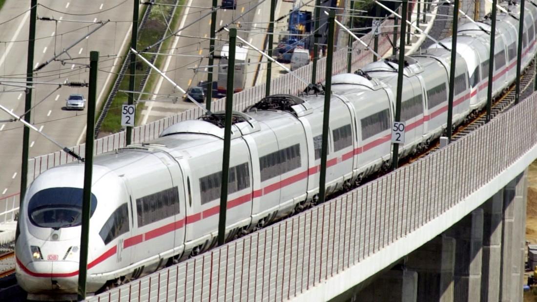 Wir brauchen mehr Gleise statt mehr Autobahnen