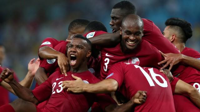 Copa America Brazil 2019 - Group B - Paraguay v Qatar